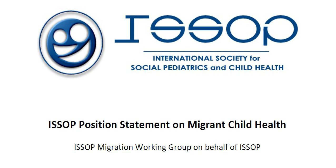 ISSOP position statement 8 – Migrant child health
