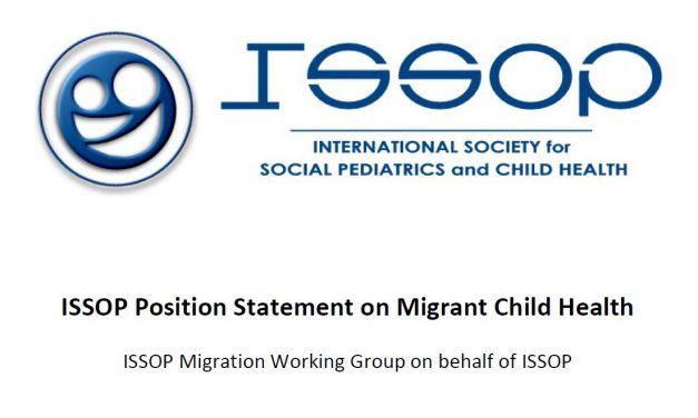 ISSOP position statement 8 – Migrant child health