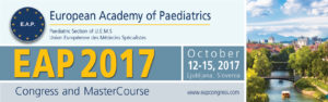 EAP2017 – European Academy of Pediatrics