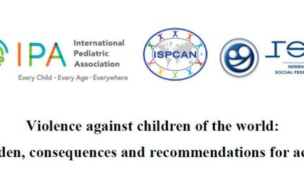 Position statement 9 – Violence against children