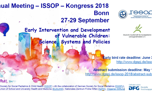 ISSOP 2018 – Flyer with preliminary program – 27-29th Sept, Bonn