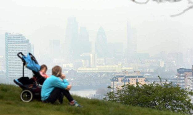 ISSOP trainee group has just had an opinion piece published in the Guardian on air pollution
