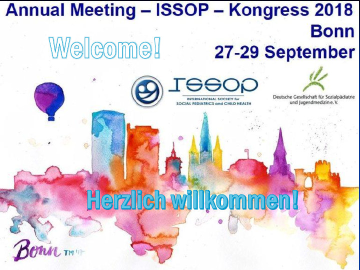 ISSOP2018 presentations are now available
