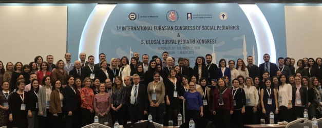 1st International Eurasian Congress of Social Pediatrics