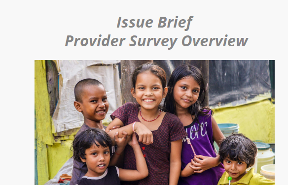 ISSOP Children on the Move Survey Issue Brief