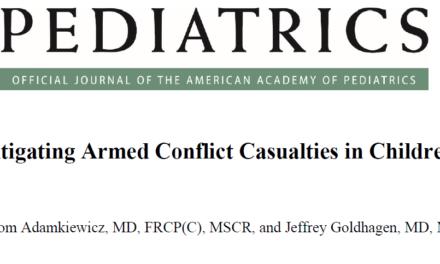 Mitigating armed conflict casualties in children