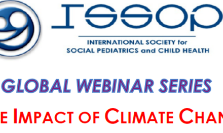 ISSOP CLIMATE CHANGE GLOBAL WEBINAR SERIES