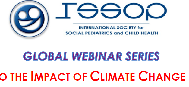 ISSOP CLIMATE CHANGE GLOBAL WEBINAR SERIES
