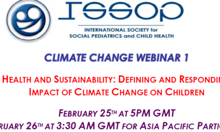 ISSOP CLIMATE CHANGE WEBINAR NO.1 fEBRUARY 2021