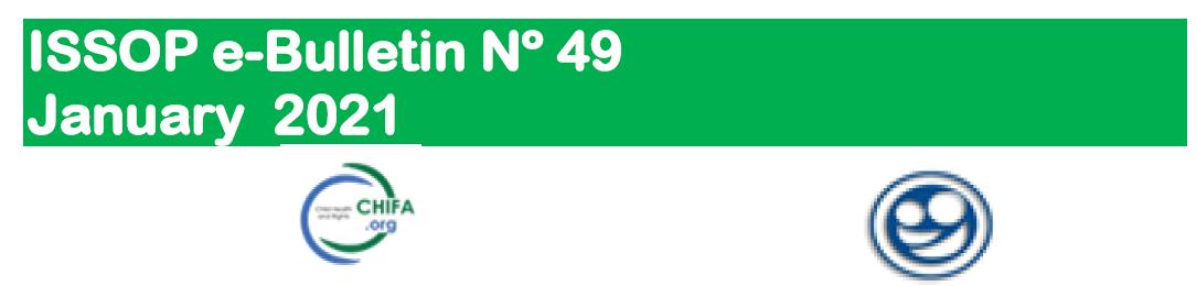 ISSOP E-BULLETIN No. 49 JANUARY 2021