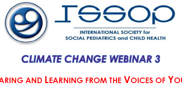 ISSOP CLIMATE CHANGE WEBINAR NO.3 FLYER