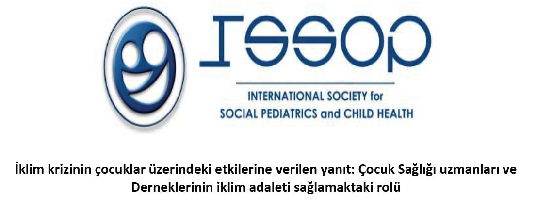 ISSOP CLIMATE CHANGE DECLARATION – TURKISH VERSION