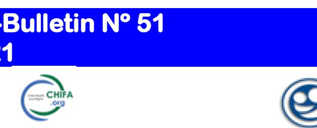 issop e-bulletin no.51 may 2021