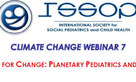 ISSOP CLIMATE CHANGE WEBINAR NO.7 FLYER AUGUST 27/28