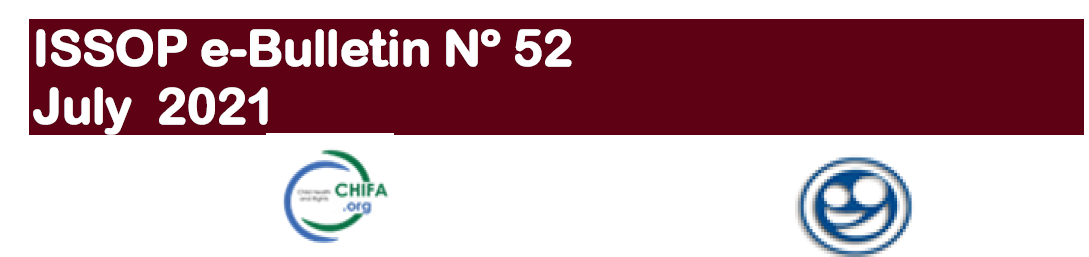 issop e-bulletin july 2021 no.52