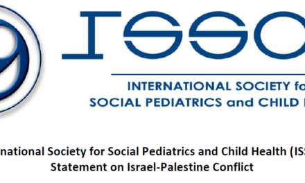 ISSOP STATEMENT ON ISRAEL-PALESTINE CONFLICT