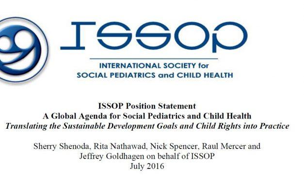 issop position statement 7 – SDGS ChildRights